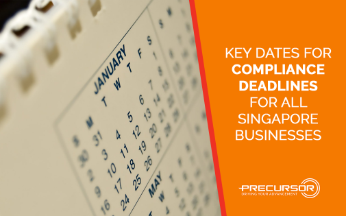 Key Dates For Compliance Deadlines For All Singapore Businesses