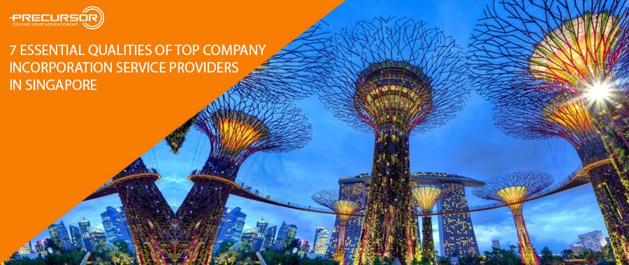 7 Essential qualities of top company incorporation service providers in Singapore